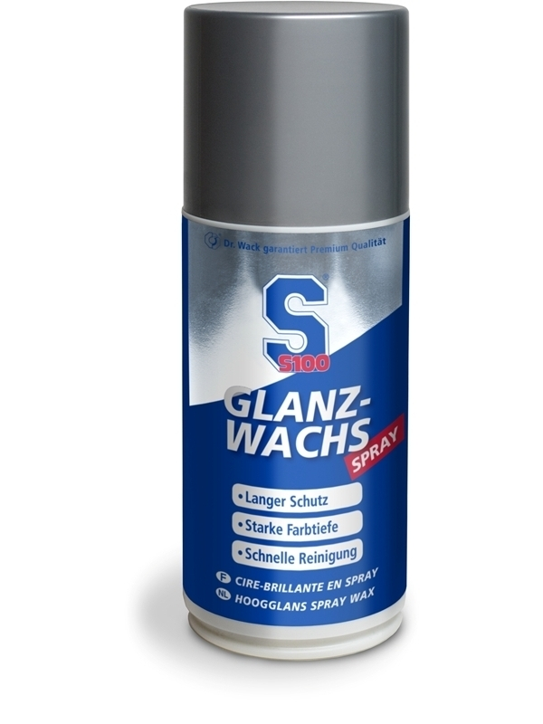 S100 Glans-Wax Spray