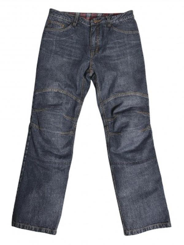 Richa Exit Kevlar Jeans Broek Blauw