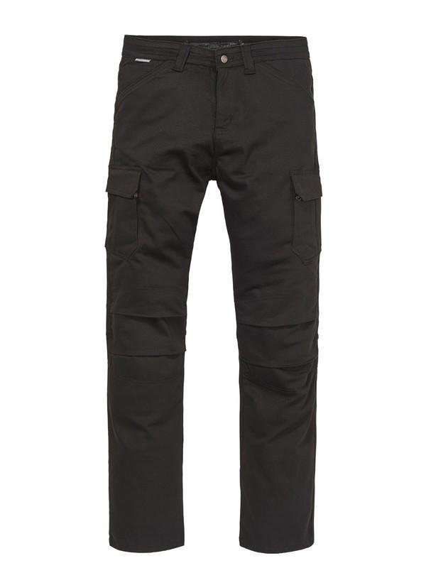 Speedware Cargo Jeans Zwart