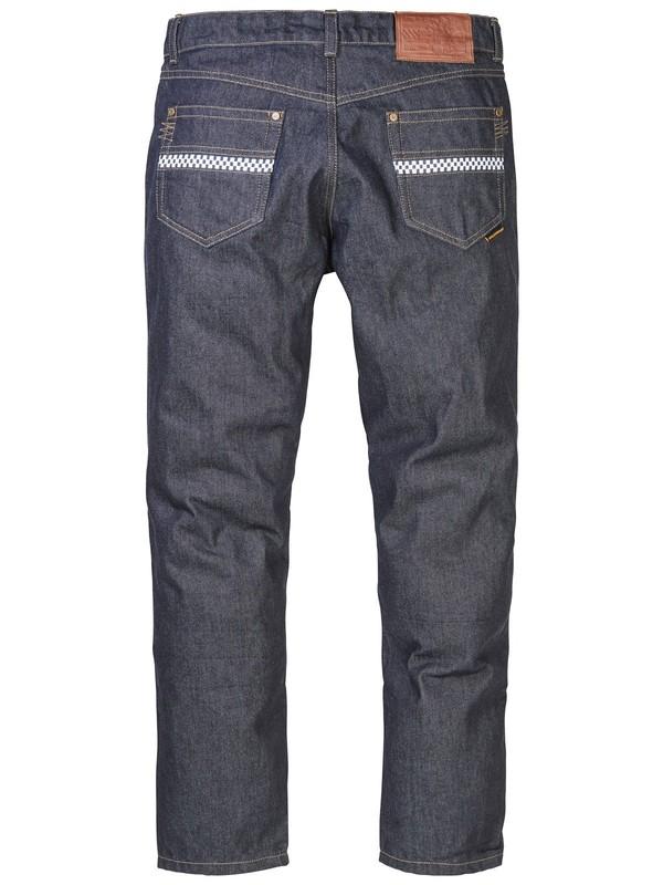 Speedware Coventry Cordura Denim Jeans Blauw
