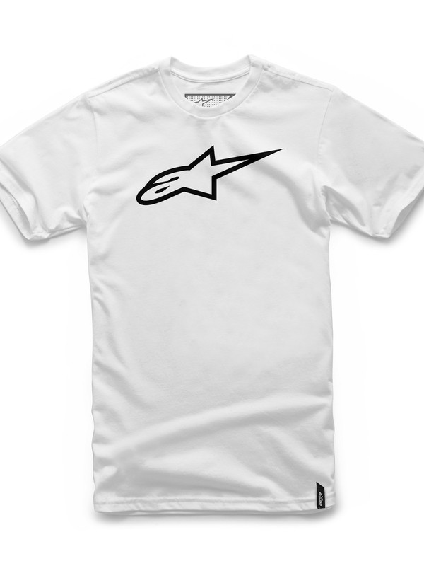 Alpinestars T-Shirt Ageless Tee Wit Zwart