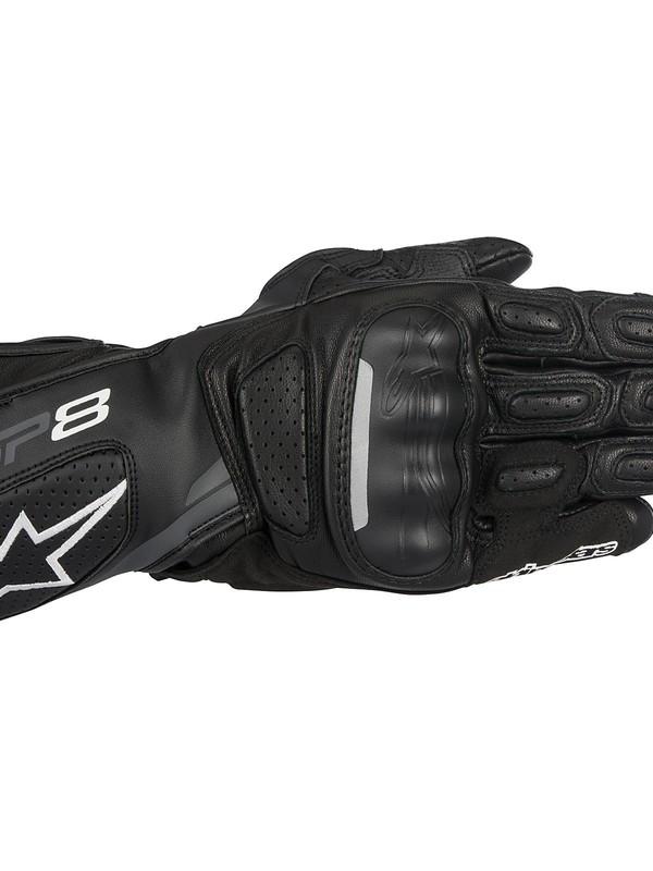 Alpinestars SP-8V2 Handschoen Zwart