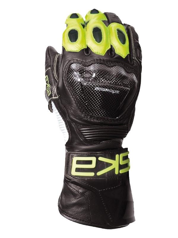 ESKA GP PRO Handschoen Zwart/Geel