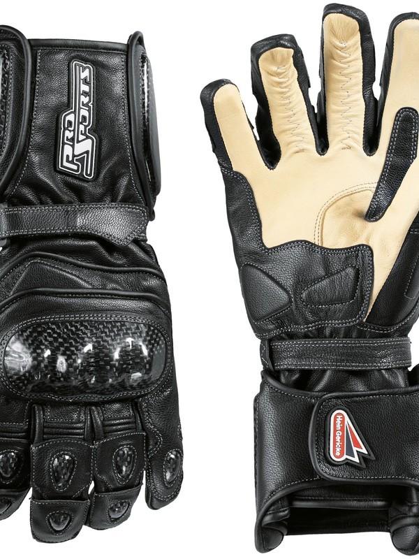 Racing Extreme Handschoen Zwart