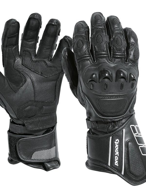 Alpha Racing Handschoen Zwart