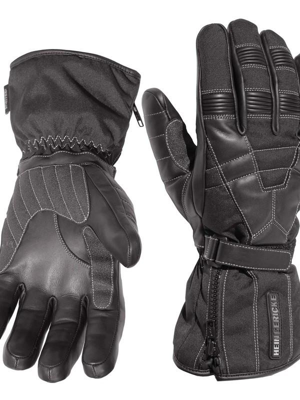 Nagano Sheltex Handschoen Zwart
