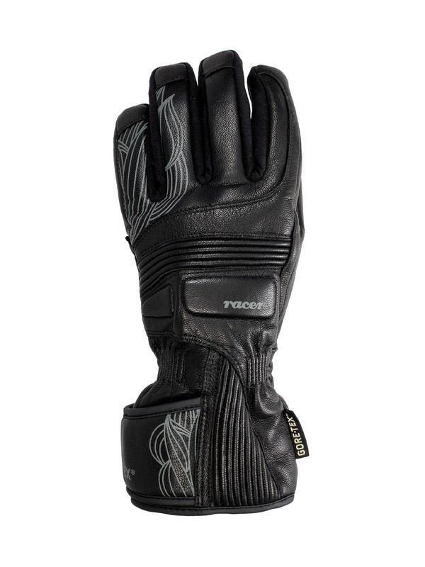 Racer Nina GTX Dames Handschoen Zwart
