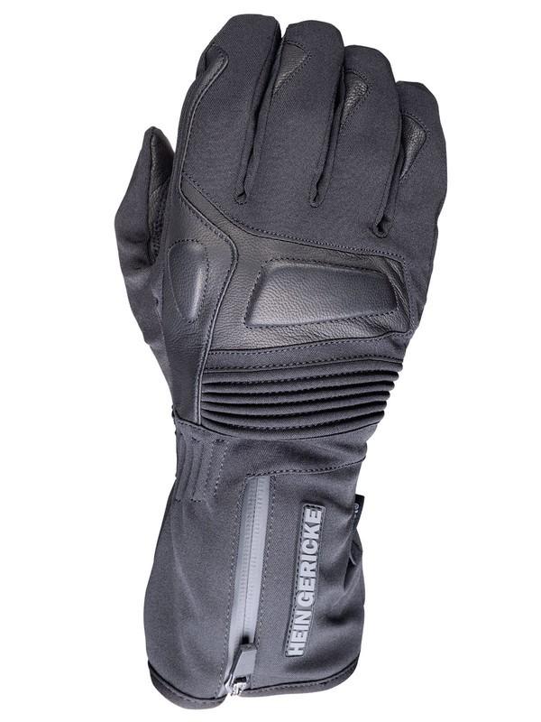 Glan Sheltex Handschoen Zwart