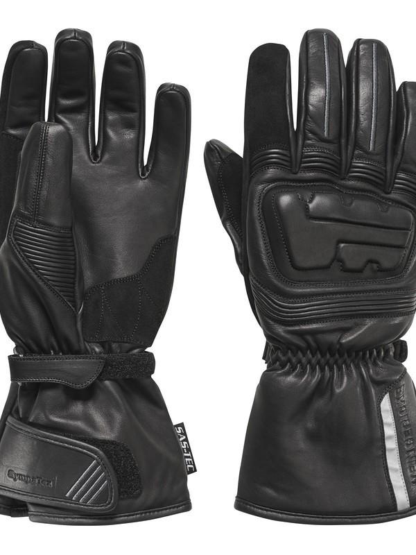 Narvik Sympatex Handschoen Zwart
