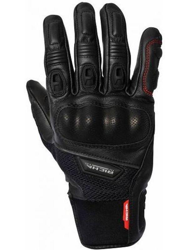 Richa Blast Dames Handschoen Zwart