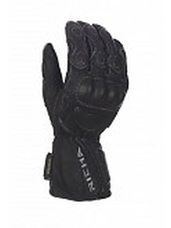 Richa Waterproof Racing Handschoen Zwart