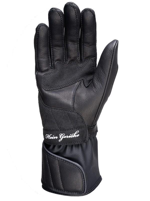 Tyra Dames Handschoen Zwart