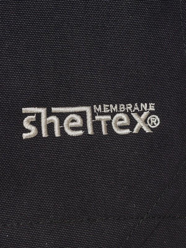 Journey Sheltex jas zwart