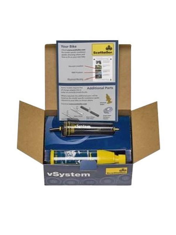 Scotoiler V system