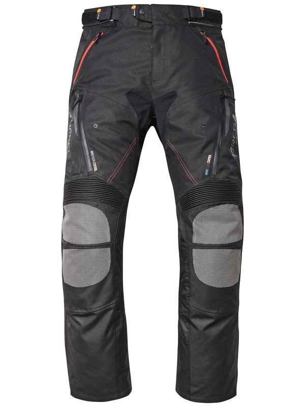 Tuareg Atlas Sheltex Performance Broek Zwart