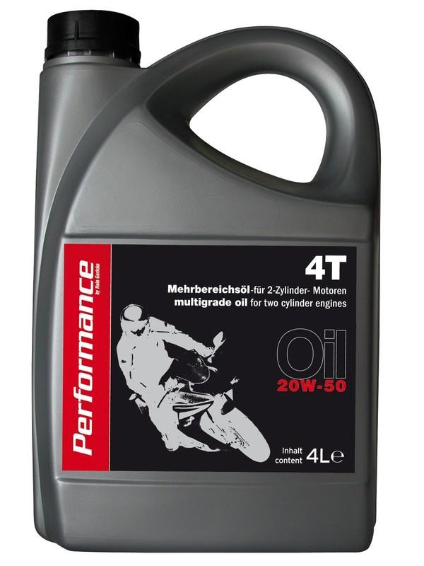 Motorolie Multigrade Olie 20W-50