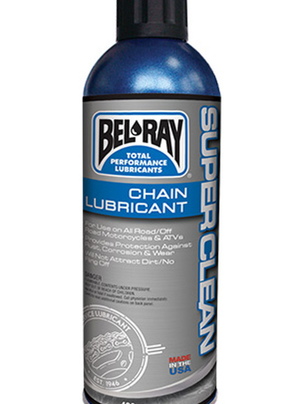 Bel Ray Chain Lube Super Clean 400Ml